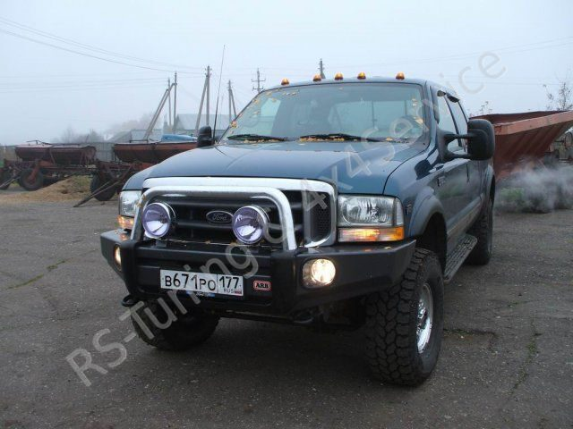 FORD F250 SUPER DUTY V10 6.8L RST