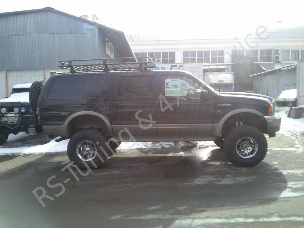 Ford Excursion Lift Kit 6'' Offroad Suspension RST&4x4_10