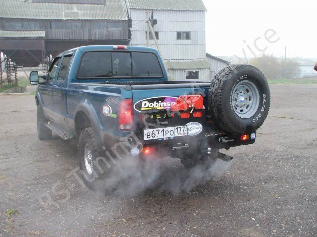 FORD F250 SUPER DUTY V10 6.8L RST3
