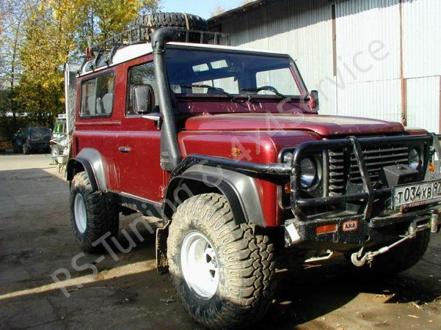 Land Rover Defender RST