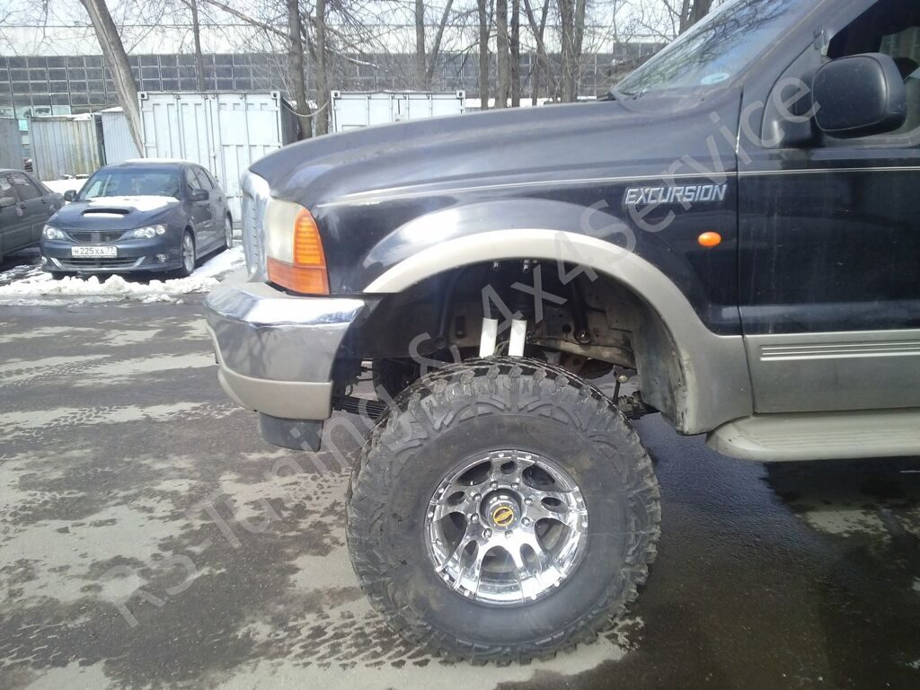 Ford Excursion Lift Kit 6'' Offroad Suspension RST&4x4_2