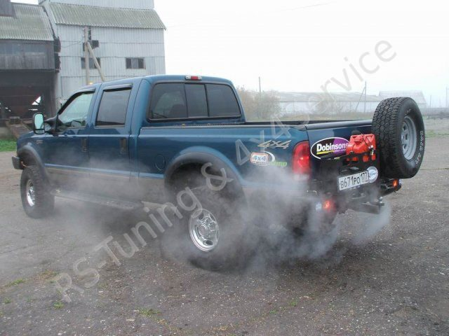 FORD F250 SUPER DUTY V10 6.8L RST2