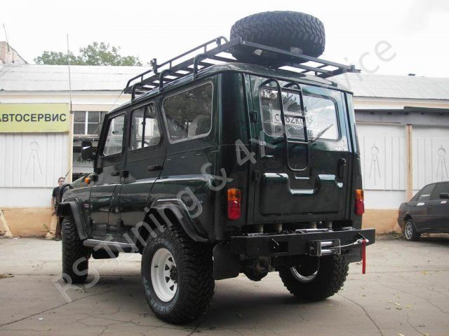 УАЗ - HUNTER EDITION 4x4&RST_2