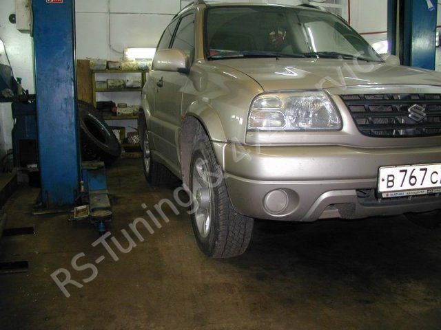 Suzuki Grand Vitara 3-door 1.6i rst