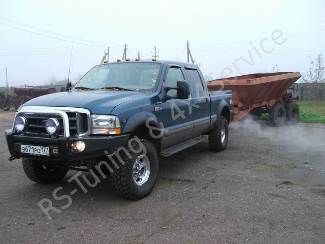 FORD F250 SUPER DUTY V10 6.8L RST10