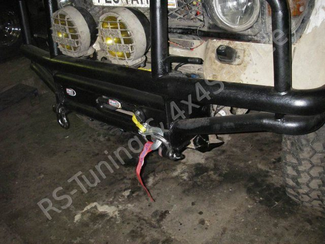 Toyota Land Cruiser 73 Подготовка к Трофи экспедициям 4x4&RST7