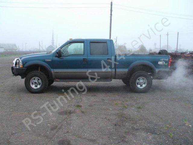 FORD F250 SUPER DUTY V10 6.8L RST1